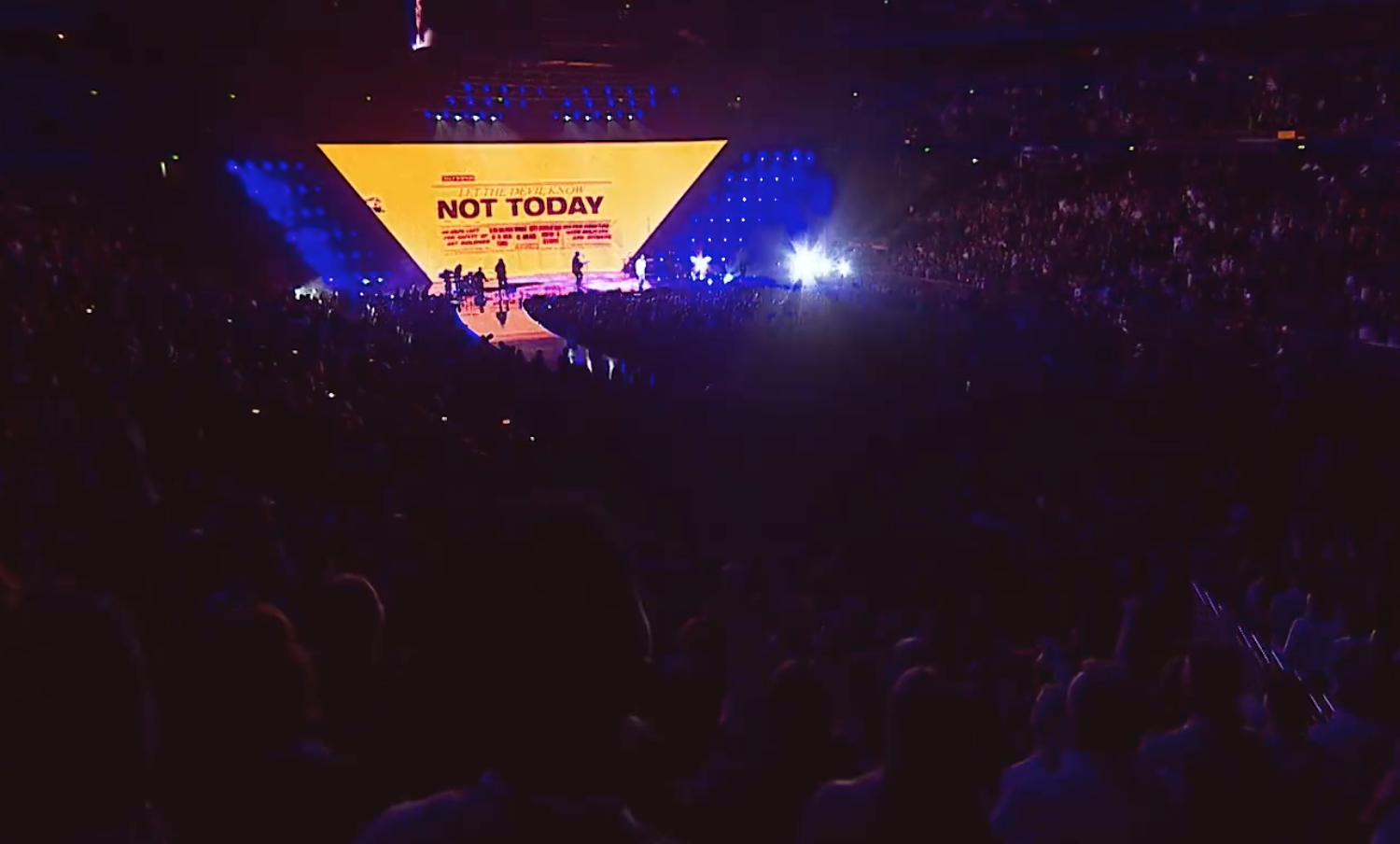 Not Today (Live)